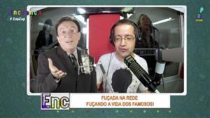 Fuçadas na Rede: Moacyr Franco conta que já 'ligou para ele mesmo'