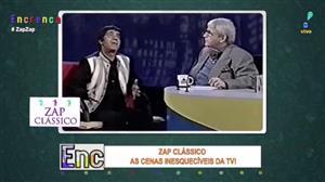 Zeca Pagodinho explica diferença entre samba e pagode para Jô Soares