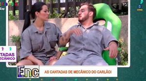 """Carlão tira onda com suas """"Cantadas de Mecânico"""""""