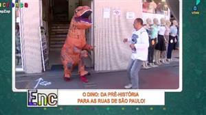 Conheça Dino, o réptil mais simpático da TV