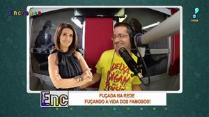 Fuçada na Rede: Fátima Bernardes posa com namorado