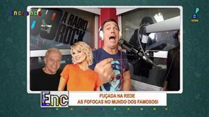 """Tatola exalta livro de Flávio Ricco, o """"sogro da Eliana"""""""