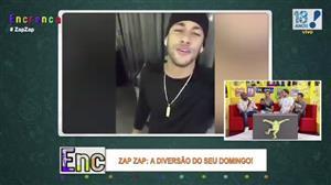 Neymar impressiona seguidores com 'cantoria'