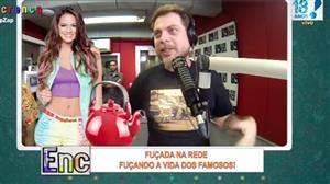 Fuçada na rede: Bruna Marquezine beija ator português e polemiza com emoji