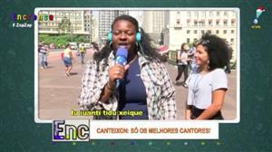 Mulher 'arrasa' cantando Beyoncé no Canteixon