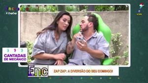 Cantadas de Mecânico: Carlão passa cantada em 'granjeiro'