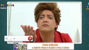 Piada Dublada com a nossa ex-presidente Dilma Rousseff