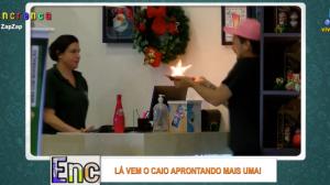 Tá pegando fogo: Isso que é torrar uma grana