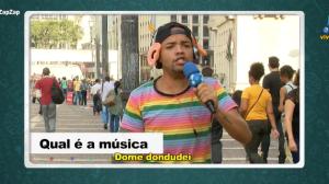 Segredo musical: você acertaria qual é a música?