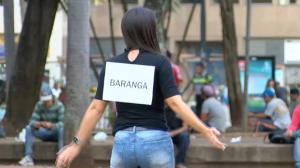 Emplacados: Chamou a senhora de Baranga!