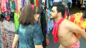 Dança do Peru: Ele invadiu a vila do Chaves