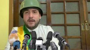 Jairzinho: Presidente fala sobre atentado que sofreu com uma Ema