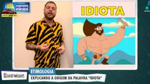 """Etimologia: Explicando o significado da palavra """"Idiota"""""""