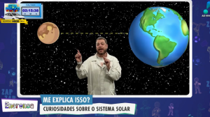 Me explica isso?: curiosidades sobre o sistema solar