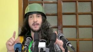 Jairzinho: presidente quer ser a juma