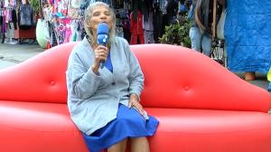 Sofá: A galera participa comentando os vídeos