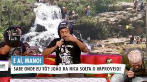 Improviso do João da nica - PARTE 1