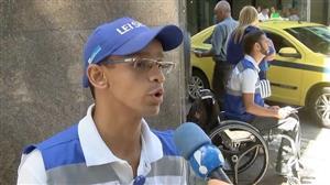 """""""Fugir da Lei Seca é fácil, difícil é sair da cadeira de rodas"""", diz vítima"""