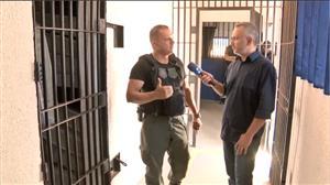 Equipe de reportagem entra na prisão de Alcaçuz um ano após massacre