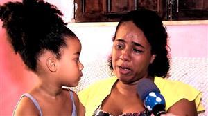 Mulher relembra morte do filho de seis meses em acidente de barco