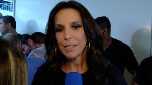 Ivete Sangalo diz que emagreceu para usar figurino 'devasso'