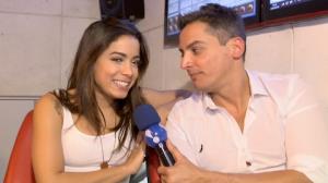 Anitta diz que ainda 'est� decidindo' se vai namorar ou n�o