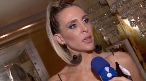 'N�o sou famosa, sou subcelebridade', diz Joana Machado