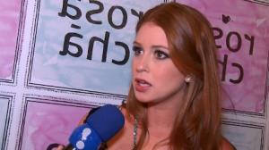 Marina Ruy Barbosa sobre rela��o com ex: 'Amizade continua'