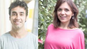 Monica Iozzi e Gabriel Godoy estariam ficando