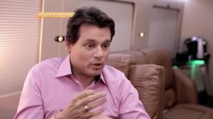 'Comi o p�o que o diabo amassou com Silvio Santos', desabafa Portiolli