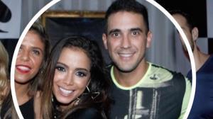 Anitta e Andr� Marques est�o namorando h� tr�s meses, diz Leo Dias