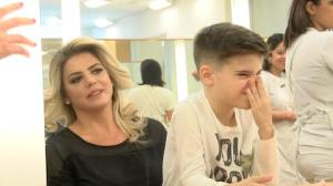 Filho de Mari Alexandre e F�bio Jr. diz que prefere ser jogador a cantor