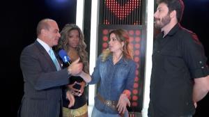 Mega Senha: Marcelo de Carvalho celebra anivers�rio com Gentili e Ludmilla
