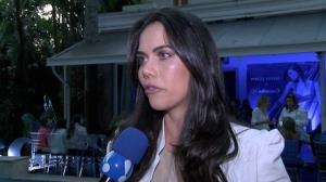 Daniela Albuquerque volta �s passarelas e fala sobre novo programa