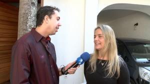 Milene Domingues fala da boa rela��o com Ronaldo: 'coisas bem resolvidas'
