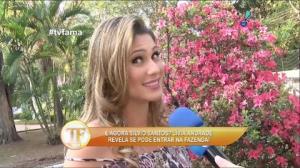 L�via Andrade garante que foi sondada para participar de reality