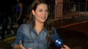 Fernanda Souza conta como se preparou para encarnar personagem sensual