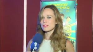 Mariana Ximenes confirma detalhes de 'reality show' com Pedro Bial