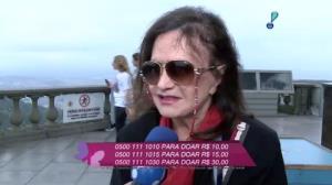 Famosas abra�am a campanha 'Outubro Rosa'