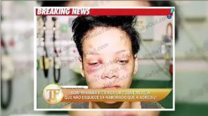 Rihanna revela n�o ter esquecido Chris Brown