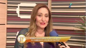 Sonia Abr�o est� revoltada com a cantora Joelma