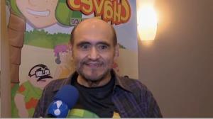 'Seu Barriga', do seriado Chaves,  diz que agora � paulista