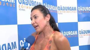 Aos 42 anos, Scheila Carvalho adia planos de gravidez: 's� estou enrolando'