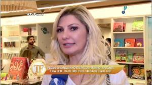 Antonia Fontenelle confessa que pechinchou para festa de casamento