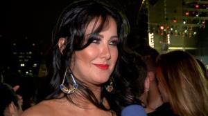 Helen Ganzarolli revela o que Silvio Santos tem no camarim e ningu�m sabe