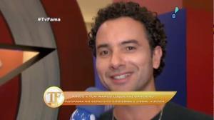 'T� bem empolgad�o', diz Marco Luque sobre mudan�a de emissora