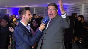 Luciano Faccioli fala sobre novo programa 'Olha a hora'