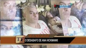 Ana Hickmann fala pela primeira 1� vez ap�s tentativa de homic�dio