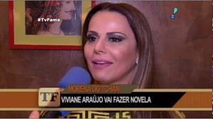 Faust�o vai pagar casamento de Viviane Ara�jo