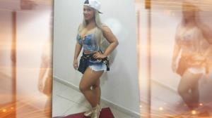 Mulher Filé curte solteirice e descarta relacionamentos em 2017